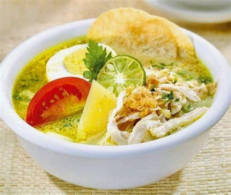 membuat soto ayam yang enak resep soto ayam bumbu kuning paling enak resep dan masakan