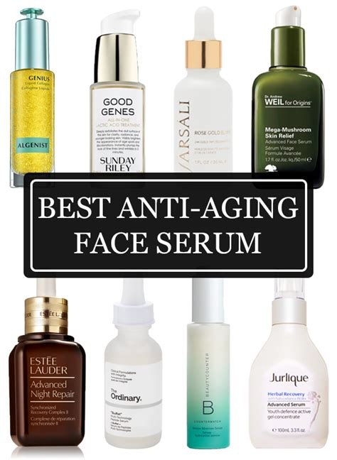 Premium Anti Aging 17gr the best anti aging serums visions of vogue