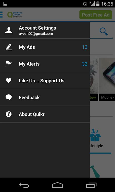 Play Store Quikr Quikr Free Local Classifieds Android Apps On Play