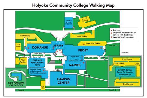 harford community college map cus map holyoke community college holyoke community