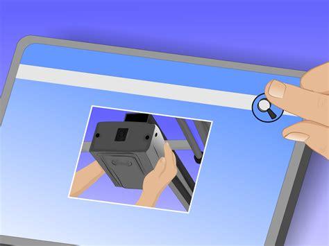 Garage Door Opener Install by How To Install A Garage Door Opener With Pictures Wikihow