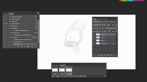 tutorial photoshop animation tutorial 2d animation in photoshop getting started youtube