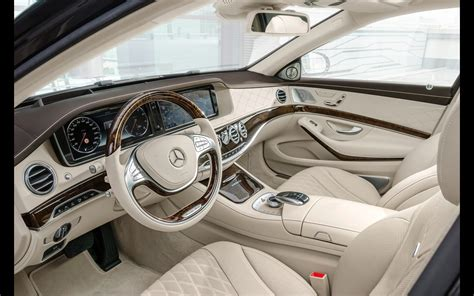 Mercedes S Class Interior by 2015 Mercedes Maybach S Class Interior 13 2560x1600