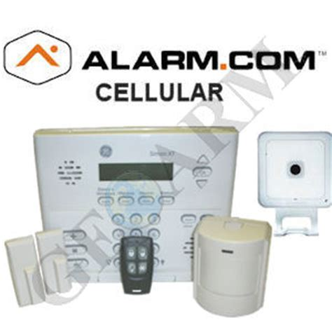 ge simon xt cellular gsm wireless security system alarm