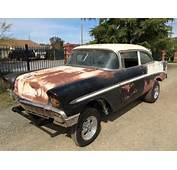 1956 Chevrolet Gasser Project  Cars For Sale Pinterest