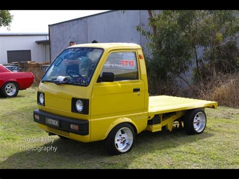 Suzuki Carrier 1985 Suzuki Carry Boostcruising