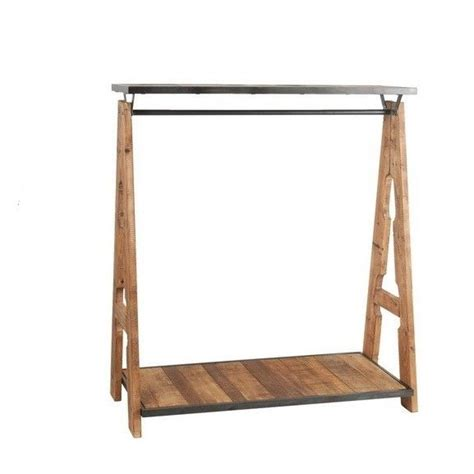 Wooden Clothing Rack by 17 Best Images About Clothes Rail On Coats