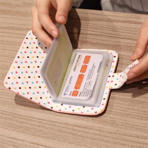 Domept Kartu 32 Slot dompet kartu 20 slot bahan kulit black jakartanotebook