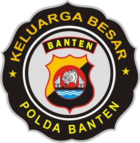 Stiker Keluarga Besar Polda Kalimantan Timur stiker polda banten kumpulan logo indonesia