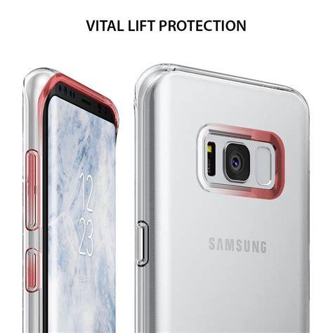 Ringke Samsung Galaxy S8 Air Soft Clear Ringke Air Ultimate Thin Skal Till Samsung Galaxy S8