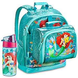 Ariel Soft Lunch Box backpack lunch tote collection on lovekidszone