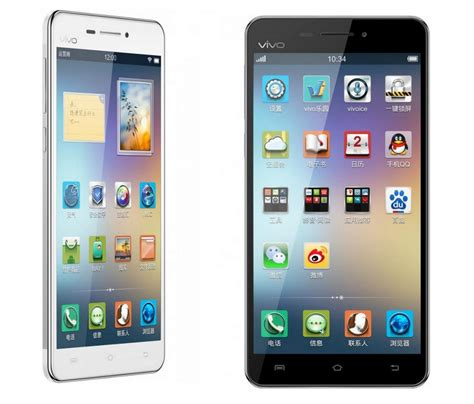 Hp Zte Grand X3 vivo x3 smartphone with a thickness of 5 75 mm