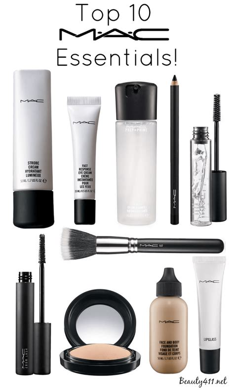 Mac Cur Mascaraeyeliner mac essentials collection beauty411