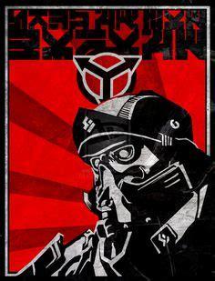 helghast propaganda killzone 2 scolar helghast propaganda art etc pinterest video games