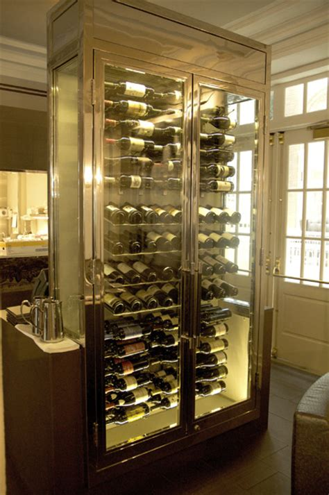 restaurant wine cabinet wine racks wine cellars by grotto