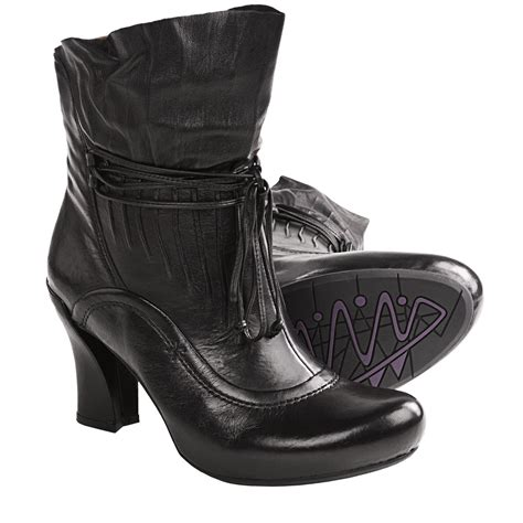 earthies boots earthies eleganza ankle boots for 6114f save 57