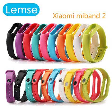 Miband 2 Mi Band 2 Silicon Xiaomi Miband 2 Oled Gambar 10 colors xiaomi mi band silicone wearable mi band 2 xiaomi miband bracelet wrist belt for
