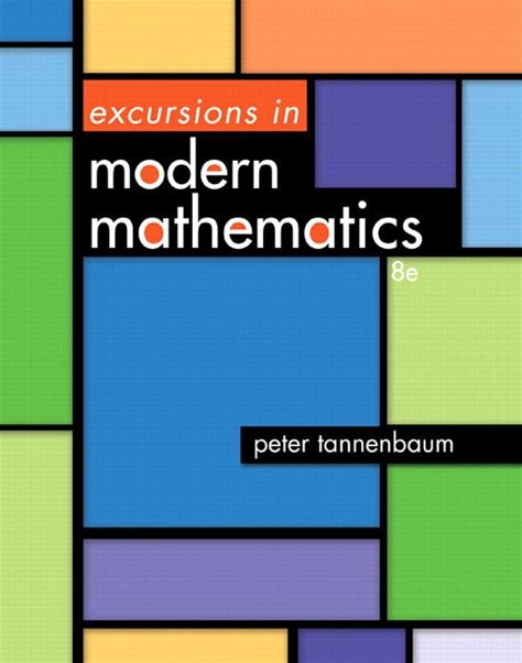 thinking mathematically plus new mylab math with pearson etext access card package 6th edition tannenbaum excursions in modern mathematics plus new