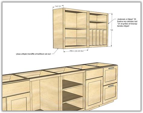 kitchen extraordinary kitchen cabinet plans diy lovely