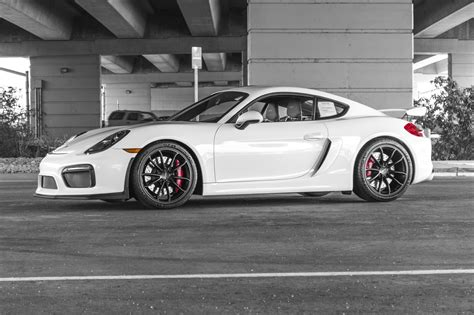 Black And White Interior by 2016 Porsche Cayman Gt4 For Sale In Colorado Springs Co