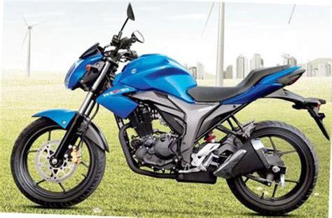 Suzuki Gixxer Bike Suzuki Gixxer And Suzuki Let S Unveiled In India Sagmart
