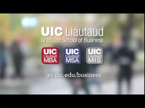 Uiuc Mba Gmat Score by Uic Liautaud Rankings Statistics And Key Information