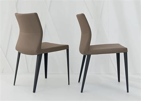 bonaldo razor upholstered dining chair dining chairs