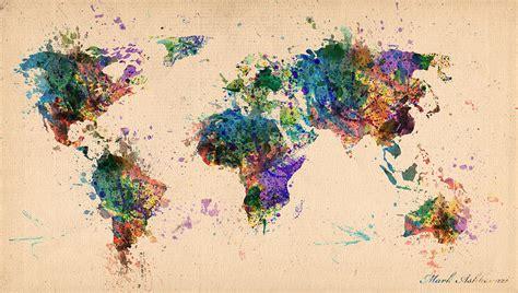 map  world art world map weltkarte peta dunia mapa