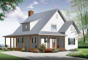 Farmhouse Home Plans by New Beautiful Amp Small Modern Farmhouse Cottage