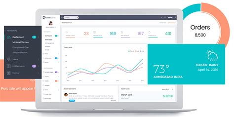 html css dashboard layout css dashboards bypeople 12 submissions