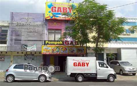 alamat telepon rumah makan pempek gaby purwokerto