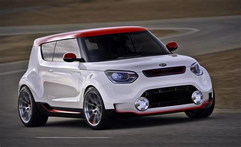 Kia Track Kia Track Ster Concept Tests The Water For Soul Hatch