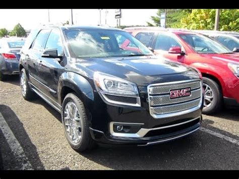 problems with gmc acadia issues with 2014 acadia denali autos post