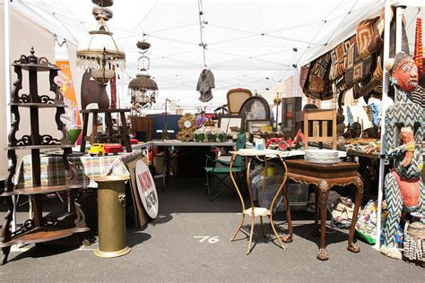 best flea markets nyc has to offer including alfresco bazaars