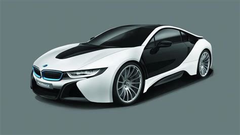 modified bmw i8 a german tuner has turned the hybrid bmw i8 into a v8