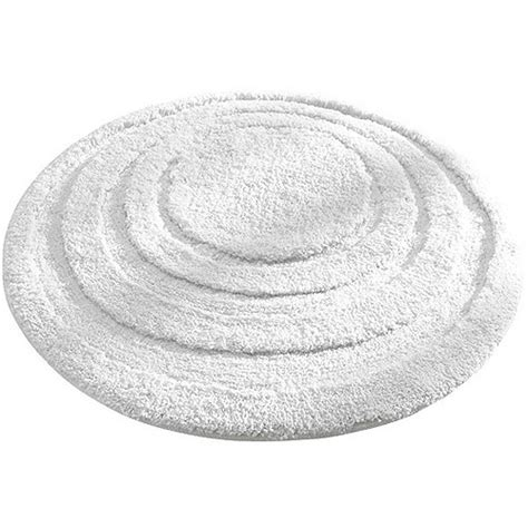 small round bathroom rug interdesign spa round bathroom rug walmart com