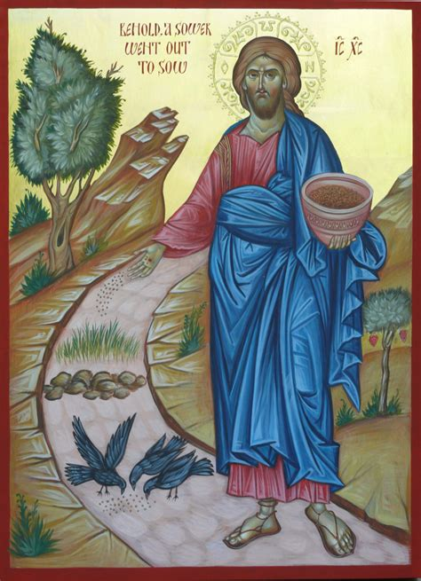 the the sea and the phd seven parables of doing a phd in sciences books the sower icon jesus icon icon