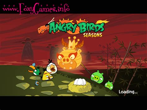 angry birds seasons new year theme angry birds year of the 2012
