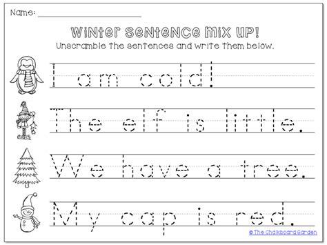 free printable tracing sentences worksheets 12 best images of tracing sentences worksheets reading