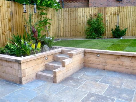 How To Build A Garden Wall by Retaining Wall Builders Orpington Bromley Beckenham