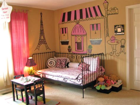paris themed decor for bedroom french themed girls bedrooms f hgtv