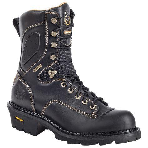 georgia comfort core men s georgia boots 174 comfort core 174 gore tex 174 waterproof