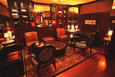 bars with rooms nyc cigar bars in nyc