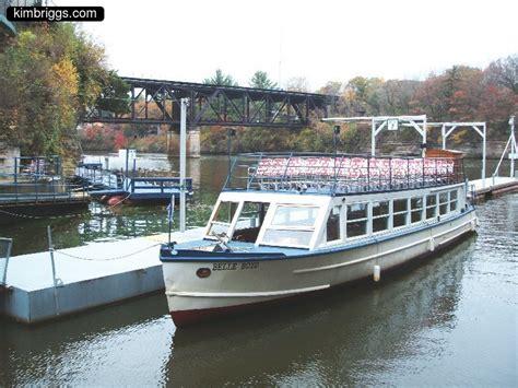 wisconsin dells boat upper dells boat tour kimbriggs