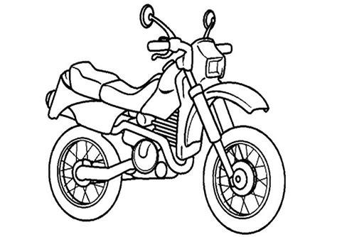 Motorrad Zum Ausmalen by Motorrad Ausmalbilder 16 Print Pictures