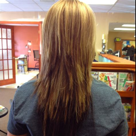 blonde top dark bottom hair my new hair color brown with extreme blonde highlights on