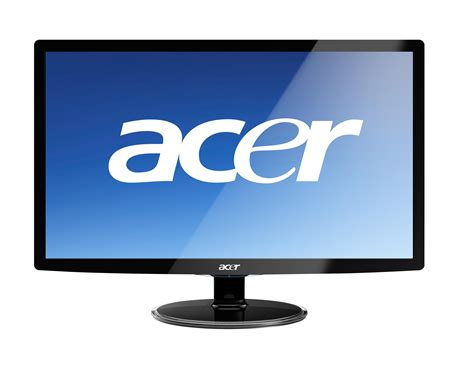 Led Monitor Acer acer s240hlbd 24 quot inch hd 16 9 widescreen led monitor ebay