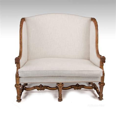 antique style couches antique 19th century gilt louis xiv style sofa antiques