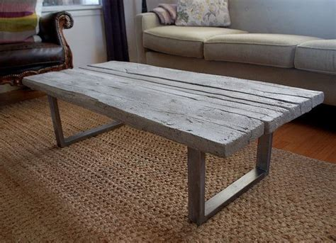 Concrete And Wood Coffee Table 8 Best Concrete Tables Images On Concrete Furniture Concrete Outdoor Furniture And