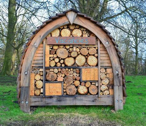 42 best Bee Hotels images on Pinterest   Bug hotel, Insect